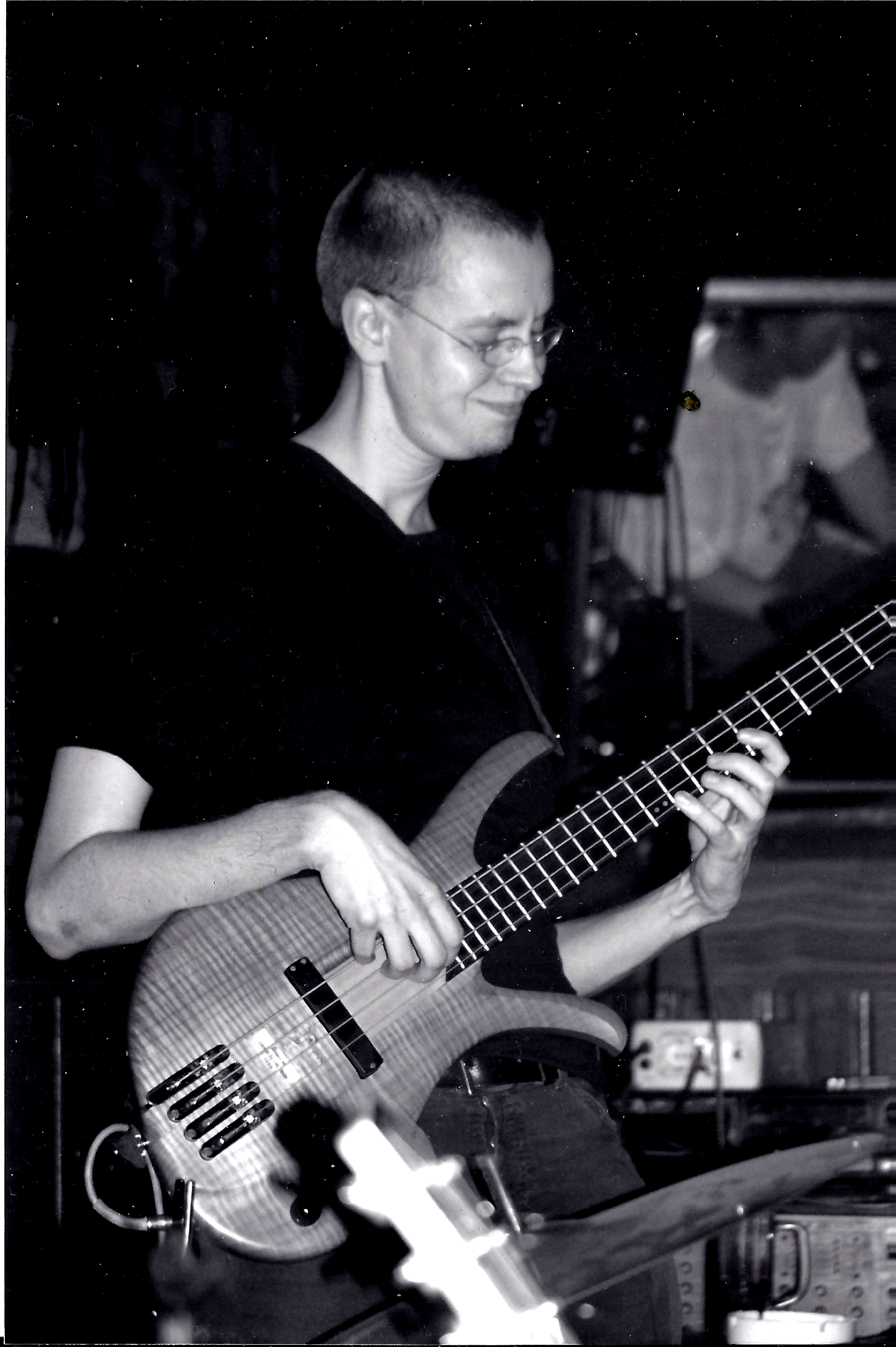 Joey Becker - Bass - 2003