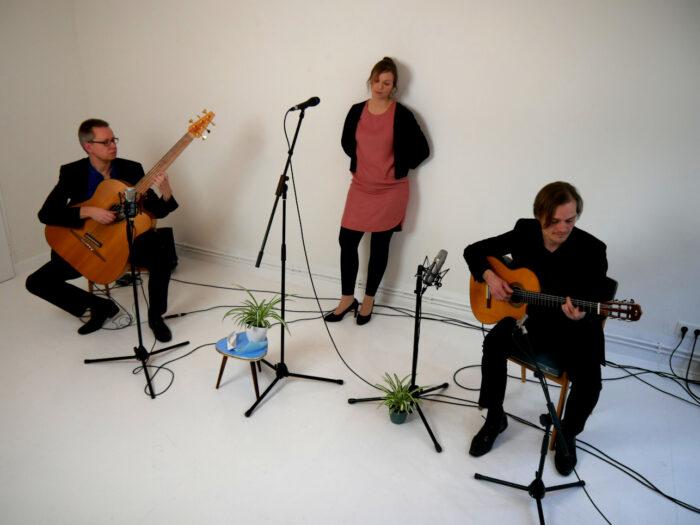 Trio Jazzil - Bossa Nova, Samba, Jazz, Latin, Live-Band in Mainz, Wiesbaden, Frankfurt und Rhein-Main